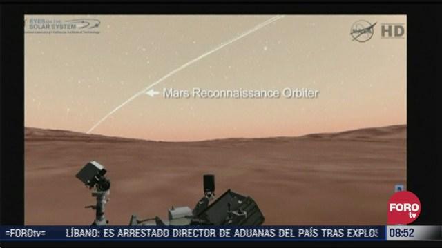 FOTO: 8 de agosto 2020, siguen las misiones al planeta marte