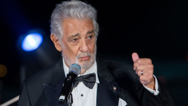 Soprano Luz del Alba reitera acusaciones contra Placido Domingo y el tenor lo niega