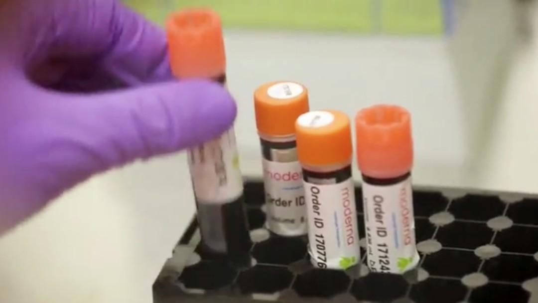Suiza compra a Moderna 4.5 millones de dosis de la futura vacuna contra COVID-19