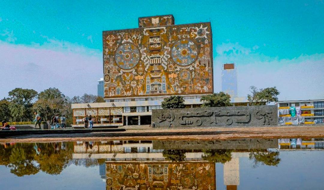 La UNAM impartirá cursos en línea gratis para quedarse en casa