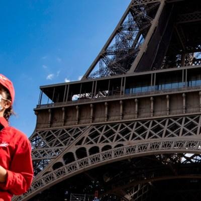 Uso de cubrebocas será obligatorio en todo París