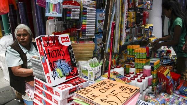 Cae 70% venta de útiles en México en inicio escolar atípico por COVID-19