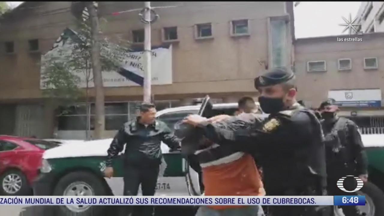 video podria mostrar inocencia de tres jovenes acusados de agresion en iztapalapa