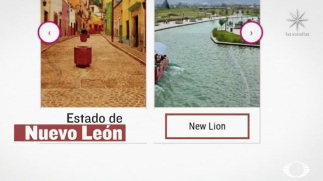 Visit México causa polémica en redes sociales por errores en traducción de nombres de estados y zonas turísticas
