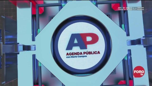 agenda publica programa del 27 de septiembre de