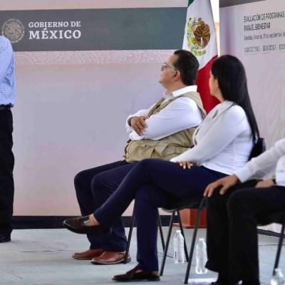 El avance de los Programas de Bienestar en el Puerto de Veracruz beneficia a un millón 838 mil 993 ciudadanos de los casi 8.5 millones de la entidad