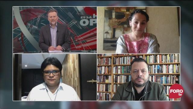 Leo Zuckermann, Paula Sofía Vázquez, Carlos Bravo Regidor y Gibrán Ramírez analizan el segundo informe de gobierno de AMLO