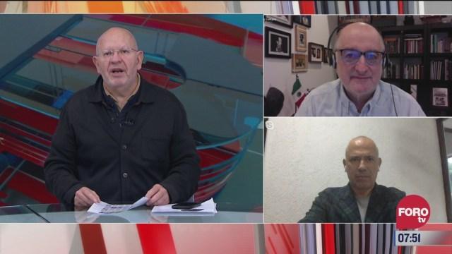 analisis sobre propuesta de consulta para enjuiciar a expresidentes