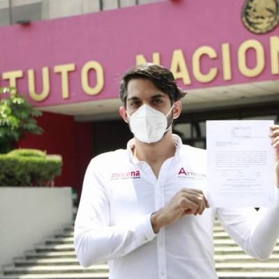 Attolini-impugna-acuerdo-del-INE-para-dirigencia-de-Morena