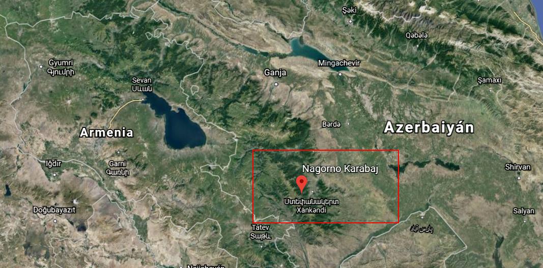 Armenia, Azerbaiyan, Guerra, Conflicto, Armenia vs Azerbaiyán, Armenia y Azerbaiyán, Armenia y Azerbaiyán Guerra, Armenia y Azerbaiyán Conflicto