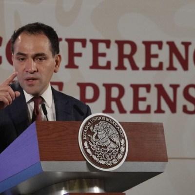 Hay señales de recuperación económica en México: Arturo Herrera