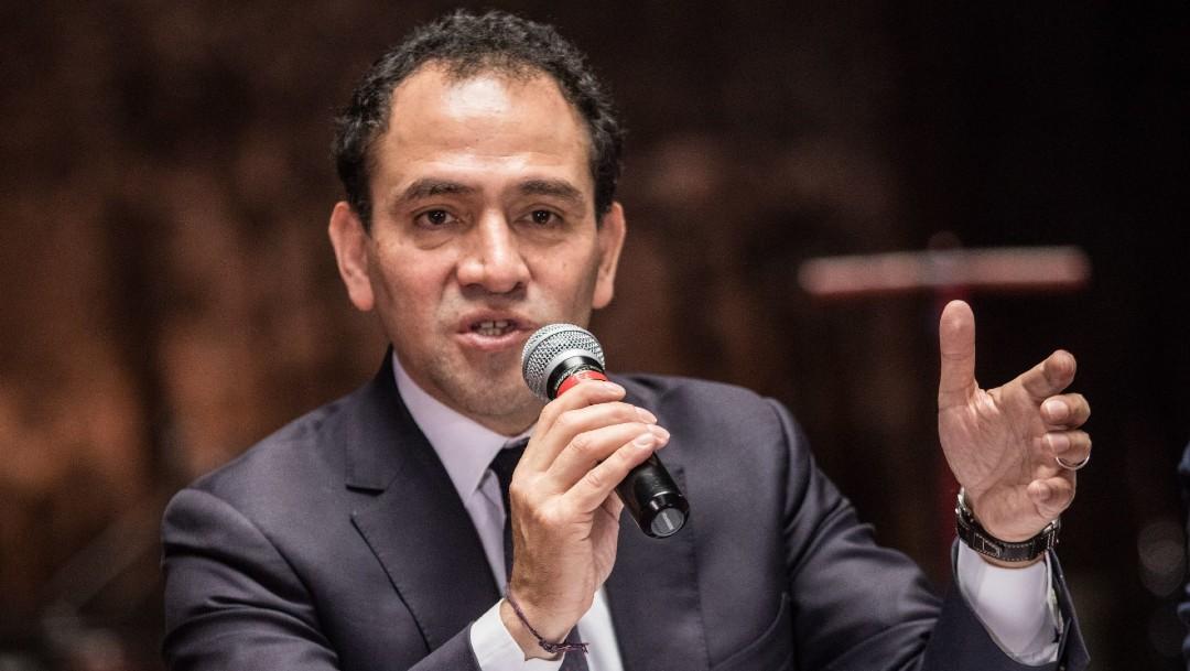 Arturo Herrera, el secretario de Hacienda