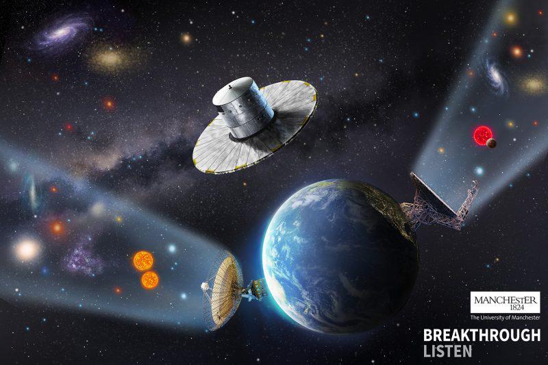 De acuerdo con un estudio, el 0.04% de sistemas estelares podrían tener vida extraterrestre con una tecnología similar o superior a la nuestra