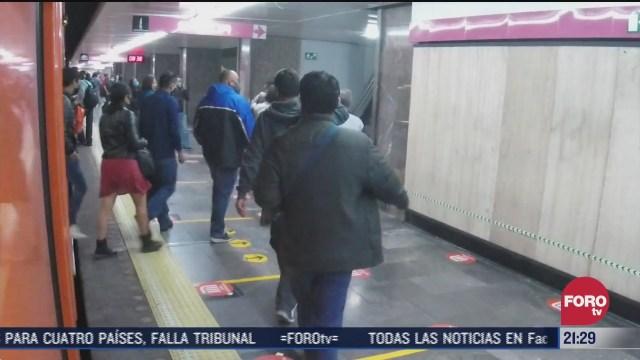 aumentan suicidio en el metro cdmx