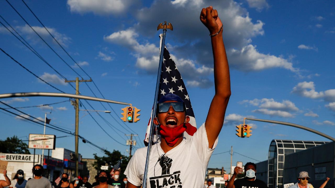 Black Lives Matter, activismo, radicalización, elecciones