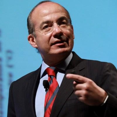 Felipe Calderón denuncia una campaña de