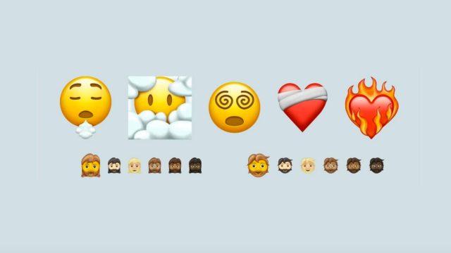 Estos son los nuevos emojis que llegarán a iOS y Android