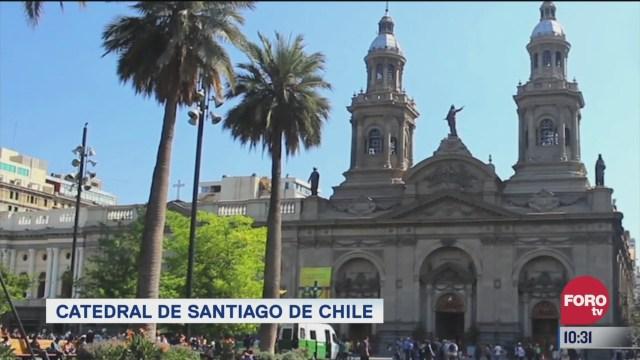 catedrales del mundo catedral de santiago de chile