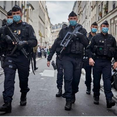 Francia califica como acto de terrorismo islamista ataque contra antigua redacción de Charlie Hebdo