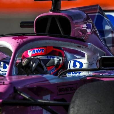El mexicano Sergio 'Checo' Pérez terminó cuarto en el Gran Premio de Rusia de la Fórmula 1