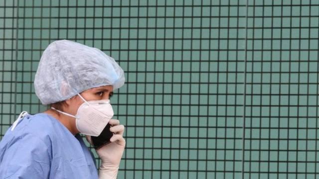La Secretaría de Salud reportó un descenso del 39% en las muertes por coronavirus
