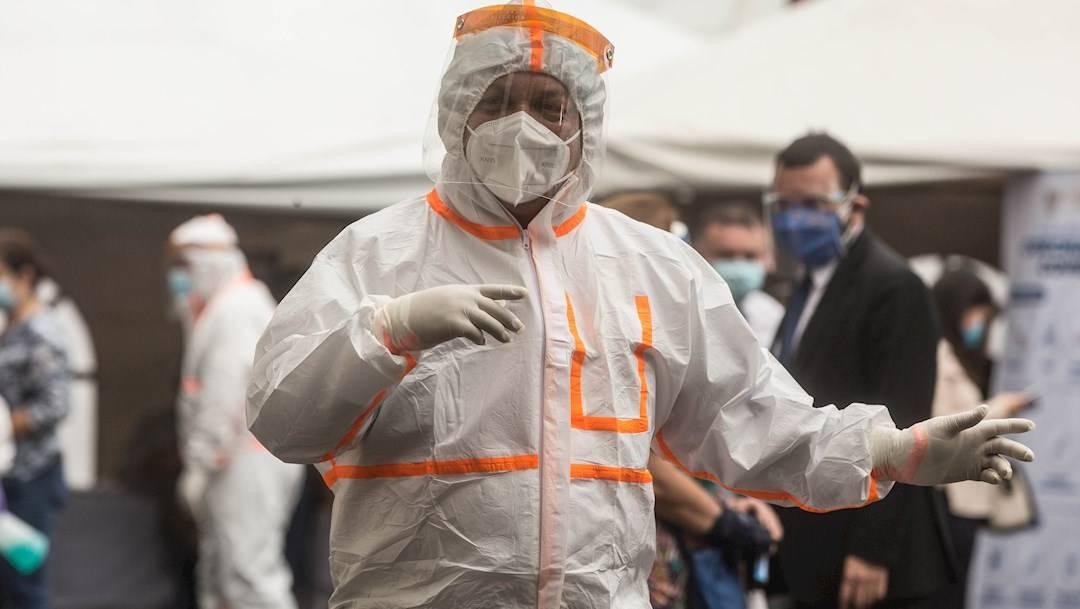 La Organización Mundial de la Salud reportó que los casos mundiales de COVID-19 llegaron a los 28.3 millones