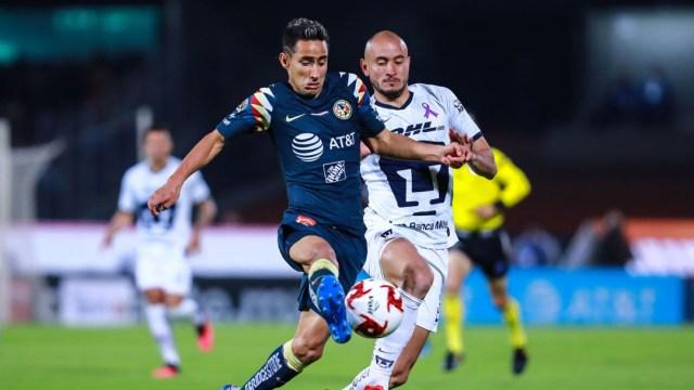 América vs Pumas jugarán en la jornada 13 del Torneo Guard1anes 2020. Te decimos hora y cuando se juega