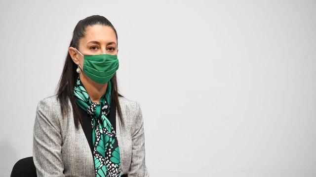 Claudia Sheinbaum visita casas afectadas por las lluvias en CDMX (Cuardtoscuro, archivo)