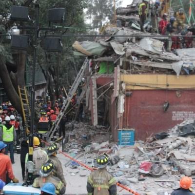 Daños por terremoto del 19 de septiembre de 2017