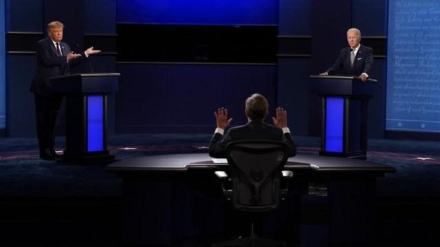 COVID-19, impuestos y fraude en elecciones, los temas en debate Trump-Biden