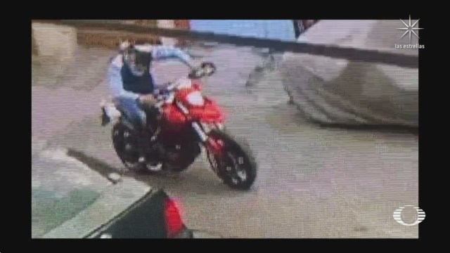 delincuentes usan redes sociales para robar motocicletas y extorsionar a duenos en cdmx