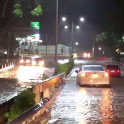 Depresión Tropical 17-E se forma al sur de las costas de Colima y Jalisco