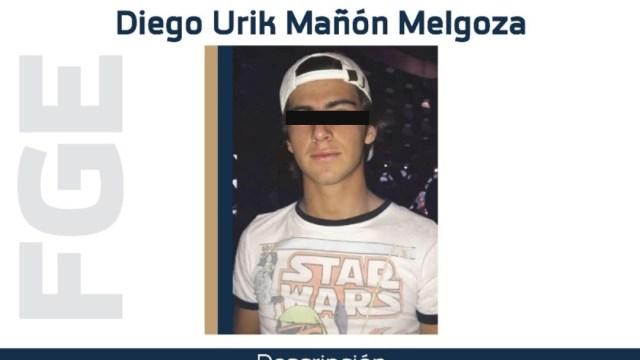 Diego Urik Mañón Melgoza