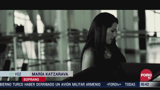 dos promesas de la opera cantaran con maria katzarava