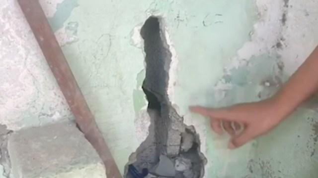 Compradora de edificio al INDEP denuncia saqueos en el inmueble