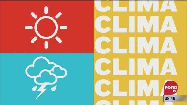 el climaenexpreso nacional del 29 de septiembre del