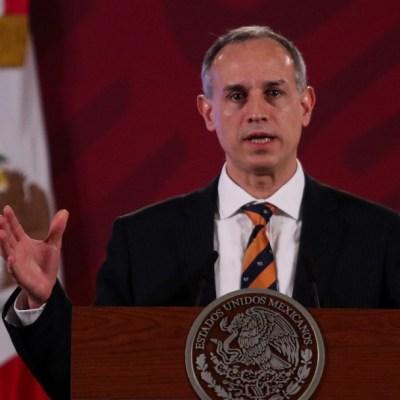 COVID-19 registra evolución favorable en México con 'indicadores consistentes': López-Gatell