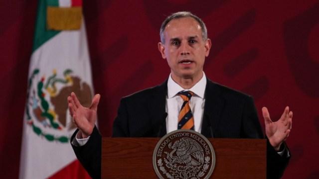 El subsecretario de Salud, Hugo López-Gatell