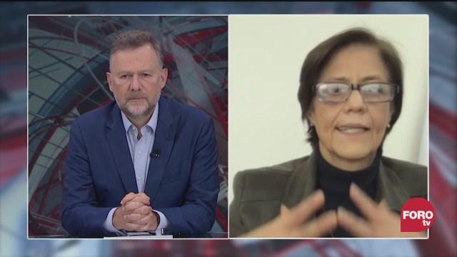 Leo Zuckermann discute con Blanca Jiménez Cisneros, directora de Conagua, sobre el tratado de agua entre México y Estados Unidos