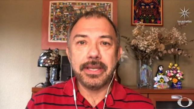 Ernesto Herrera es el primer mexicano voluntario que participa en los ensayos de la vacuna contra el COVID-19.