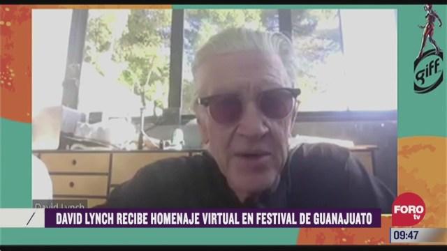 espectaculosenexpreso david lynch recibe homenaje virtual en festival de guanajuato