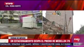 fallaron protocolos de proteccion civil en edificio roma norte durante sismo 19s