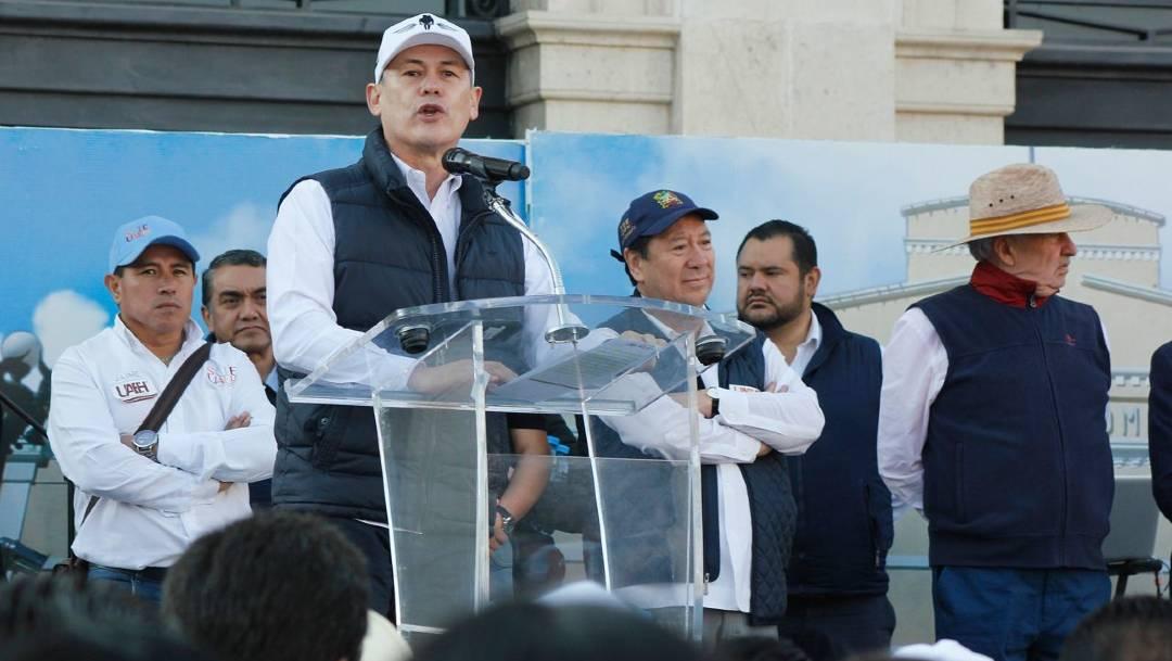 Gerardo Sosa Castelán fue vinculado a proceso por el desvío de 58 millones de pesos del presupuesto de la Universidad Autónoma del Estado de Hidalgo