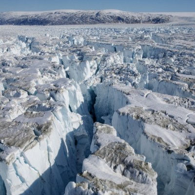 Groenlandia es reconocida como el lugar más frío del hemisferio norte