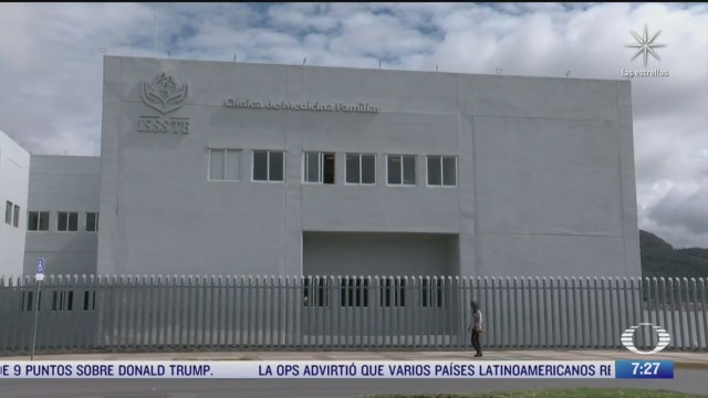 hospital del issste en fresnillo zacatecas gana en rifa del avion