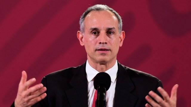 Hugo López-Gatell critica exsecretarios de salud sobre pandemia