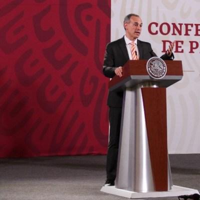 El subsecretario de Prevención y Promoción de la Salud, Hugo López-Gatell