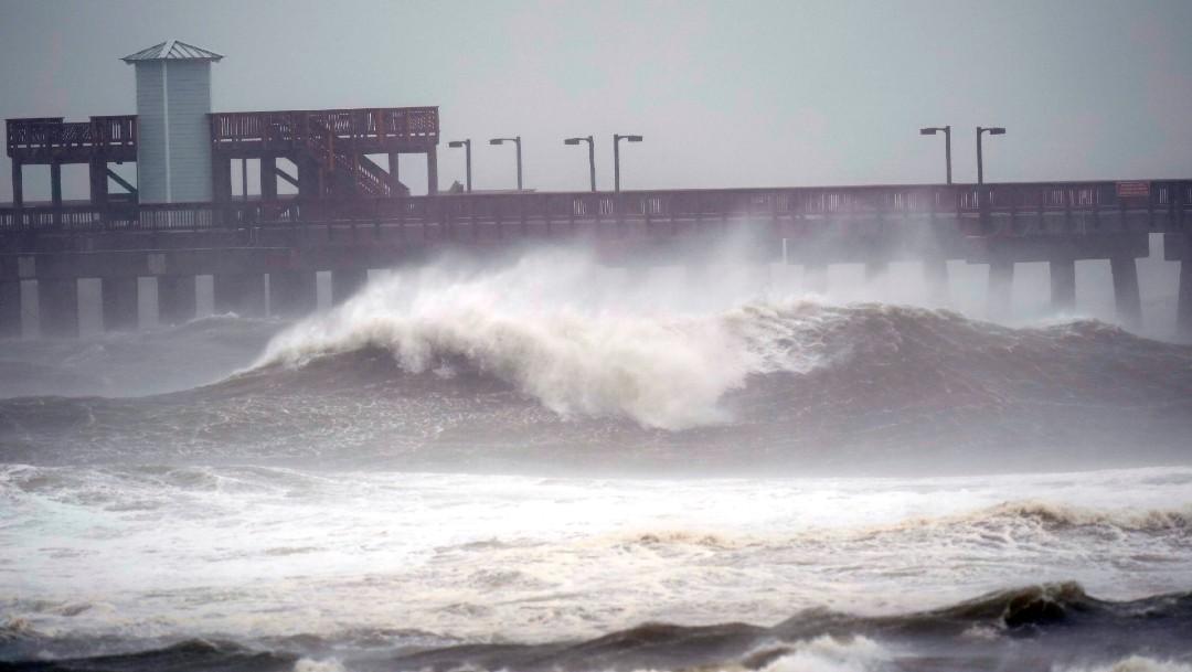 Huracán 'Sally' toca tierra en el sur de Estados Unidos como categoría 2