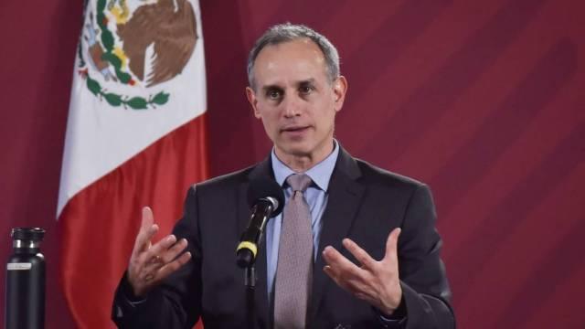 La Secretaría de Salud informa que México acumula 73 mil 258 muertos y 694 mil 121 casos confirmados de COVID-19
