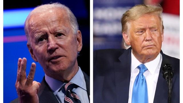 Trump y Biden se enfrentan en esperado primer debate presidencial